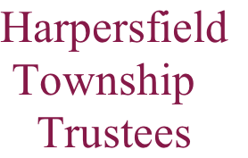 Harpersfield  Township Trustees